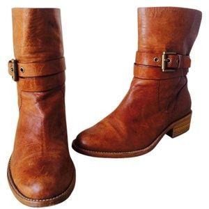 Coach Jesika Mid Calf Boots